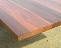 Natural Finish Laminated Jarrah Table Tops